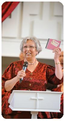 CD-presentatie van The Revivals tijdens Jubileumconcert 2010