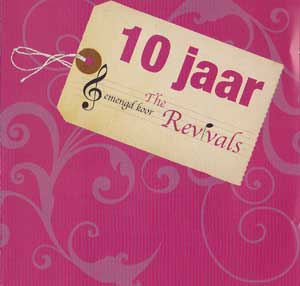 Jubileum cd Gemengdkoor The Revivals